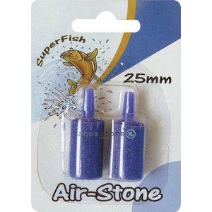 Superfish Luchtsteen cilinder blister 2 stuks