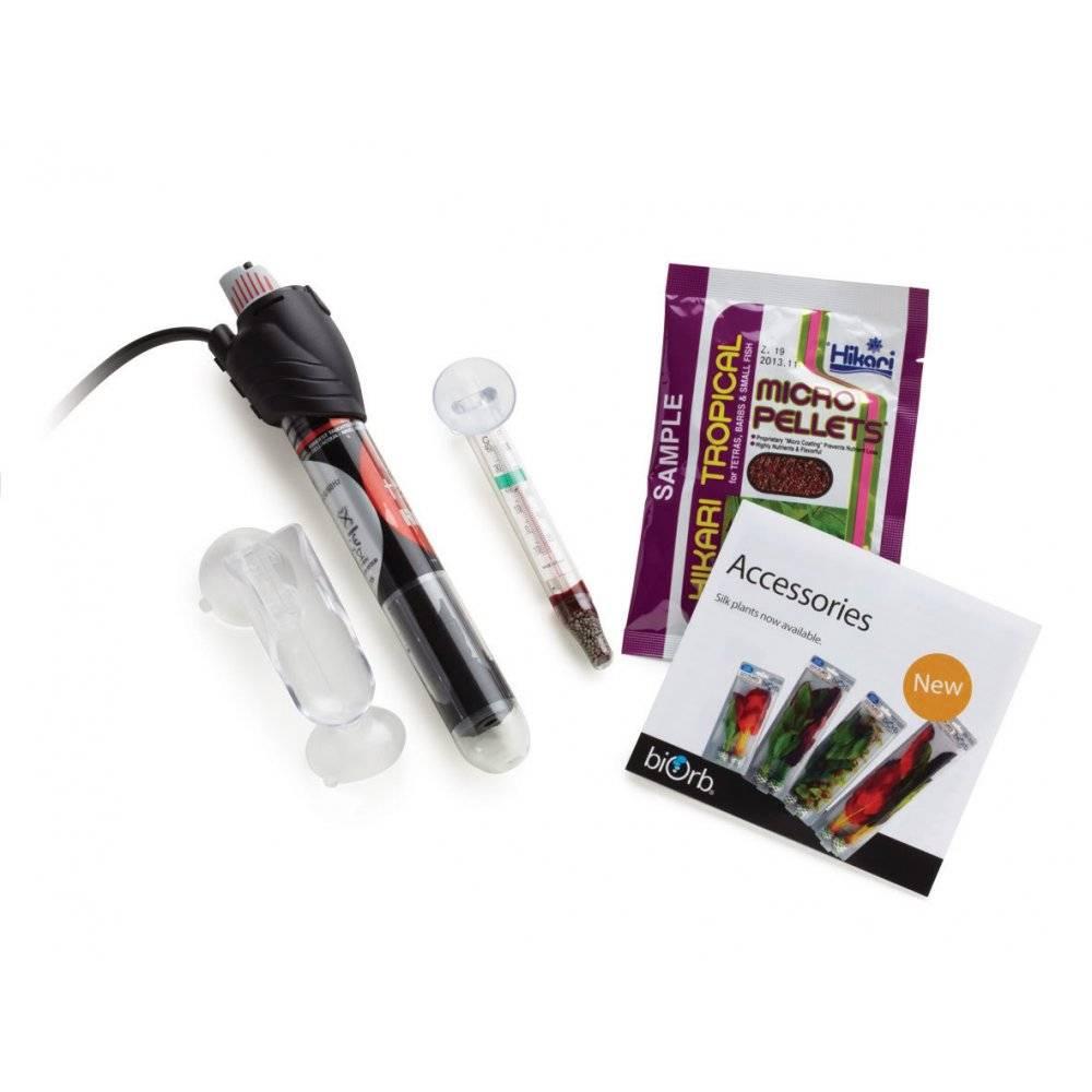 Biorb tropical heater kit for Tropical kit homes