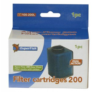 Superfish Aqua-Flow 200/300 Filter cartridge