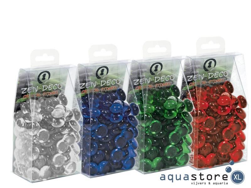 Deco Crystal Stones Van Superfish In 4 Mooie Kleuren Aquastorexl Be