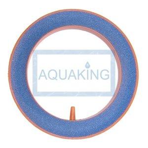 Aquaking luchtsteen cirkel 75mm x 3''