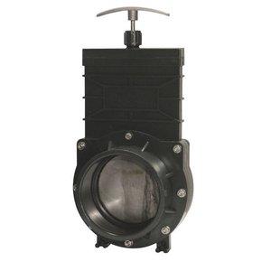 AquastoreXL Budget schuifkraan 50 mm