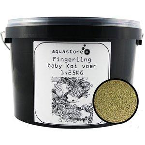 AquastoreXL Fingerling baby koivoer 1,25KG