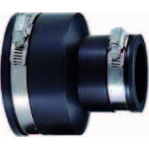 """Flexibel verloopstuk 1½"""" x 1¼"""" / 50 x 40mm"""