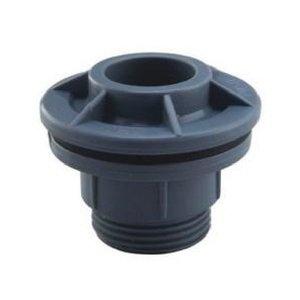 PVC flens doorvoer PN16 - 40 mm