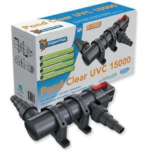 Superfish Pond clear UVC 15000