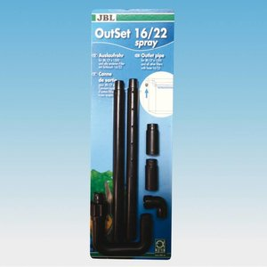 JBL OUTSET SPRAY 16/22 CP E1500 (UITGANG)