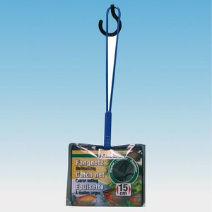 JBL VISSCHEPNET PREMIUM ZWART/GROF 15cm
