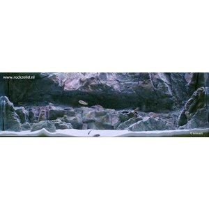 Rockzolid Background Timor Grey 98x48cm