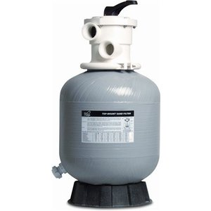 Mega V500, 12 m³/h top mount zandfilter
