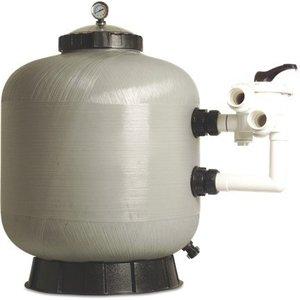 Mega S700RB, 20 m³/h Side mount zandfilter