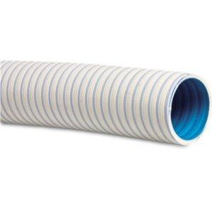 Hi-Fitt Zwembadslang PVC 55 mm x 63 mm 3.5bar wit type Barrierflex