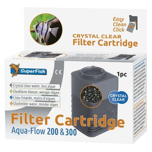 Superfish Filter cartridges 200/300 Crystal clear