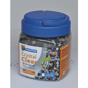 Superfish Crystal clear media 500 ml