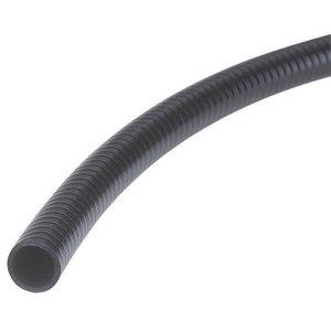 """Oase Spiraalslang zwart 1/2"""", 30 m (Prijs per meter)"""