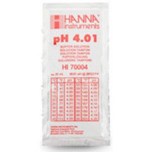 Hanna Instruments Kalibratievloeistof pH 4,01 - 1 zakje 20ml