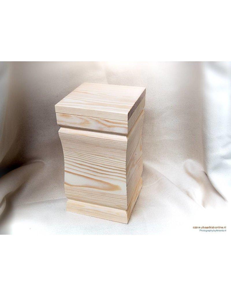 Algemene UKO producten MODERN massief grenen eco-urn