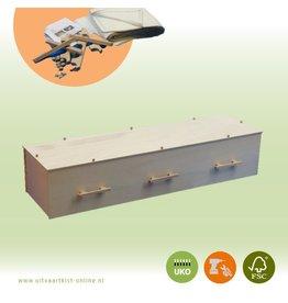 DHZ Startpakket DHZ-SAILOR grafkist, ZONDER hout