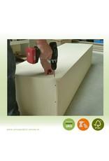DHZ SAILOR DHZ grafkist startpakket, recht model ZONDER hout