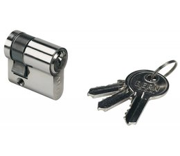 3012-37-STD | 37 mm Halbzylinder