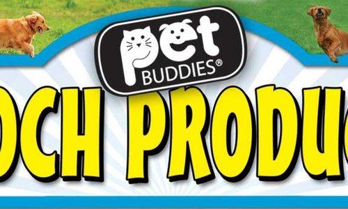 Pooch pet-buddies®