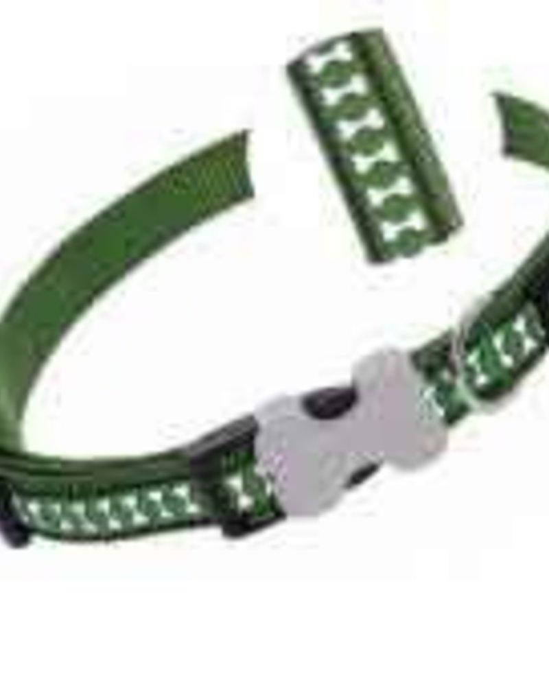 Red Dingo Halsband reflektierend