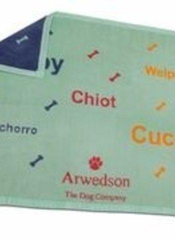 Arwedson® Decke für Welpen