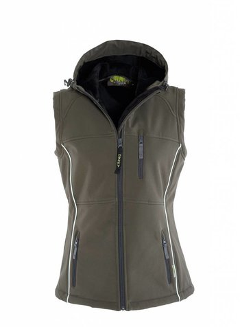 Owney Outdoor Nuuk Damen-Softshell-Weste