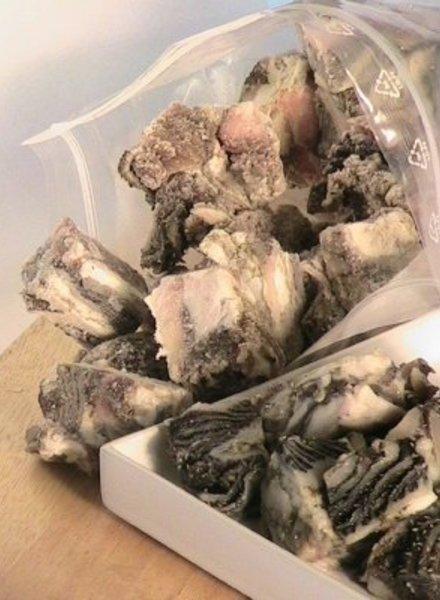 Carne`s Doggi Blättermagen in Würfeln oder gewolft