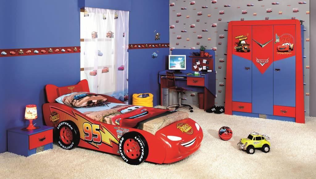 Cars Slaapkamer Meubels : Slaapkamer Cars Mcqueen - Het Meubelplein