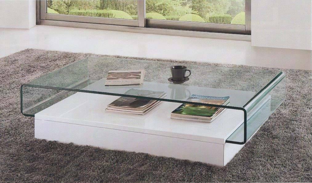 salontafel wit hoogglans goedkoop salontafel model