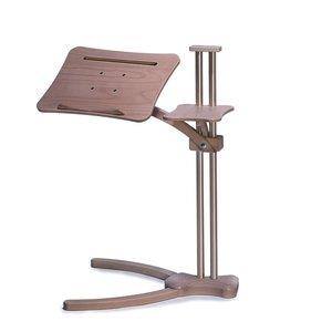 Lounge-Wood Laptoptafel Tablettafel Classic