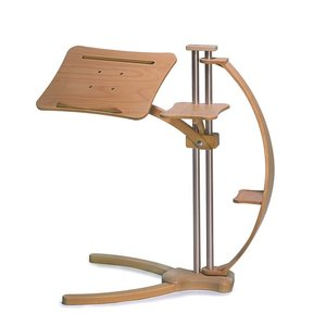 "Lounge-Wood Laptoptafel Tablettafel Hot ""Sail"""