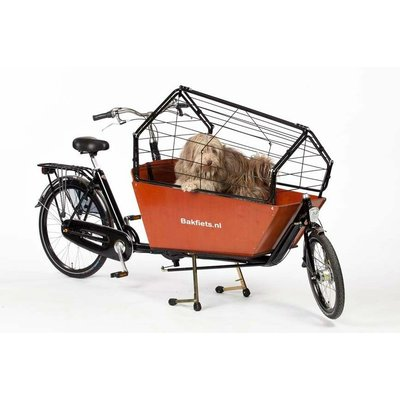 Hondenbench voor CargoBike long