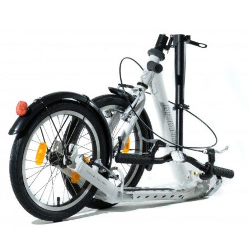 Kickbike Clix White