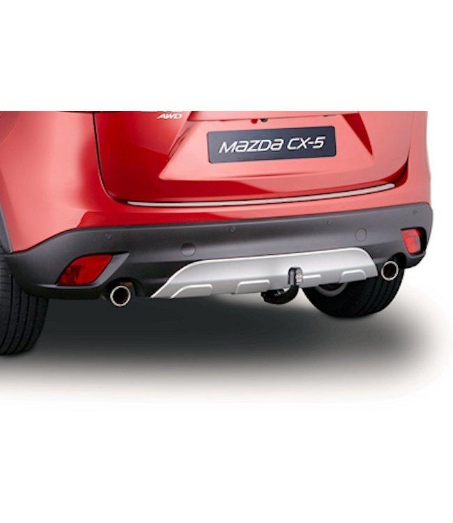 Mazda CX-5 KE bis 2017 Anhängezugvorrichtung abnehmbar inkl. E-Satz 13-polig auch für Upgrade