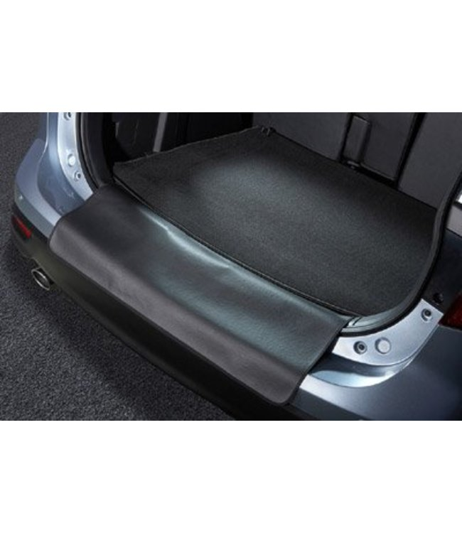 Mazda 5 Kofferraummatte mit Ladekantenschutz 7-Sitzer