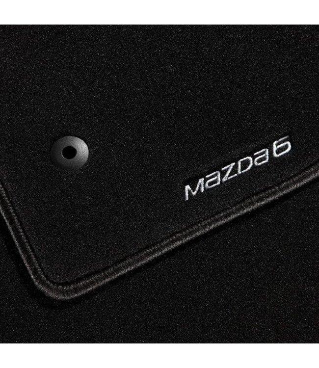 """Mazda 6 Fußmattensatz """"Luxury"""" original ab 08.2012 GL/GJ/GH"""