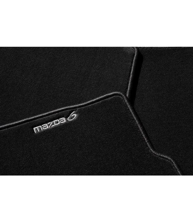 """Mazda 6 Textilfußmattensatz """"Luxury"""" original Typ GG + GY + GG1 bis 10.2009"""