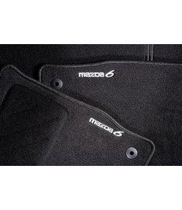 """Mazda 6 Textilfußmatten """"Standard"""" original Typ GH bis 07.2012"""