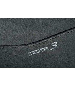 Mazda 3 BK Fußmattensatz Luxury original bis 11.2008