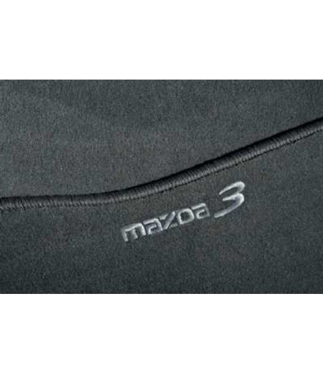 Mazda 3 BK bis 11.2008 Fußmattensatz Luxury original