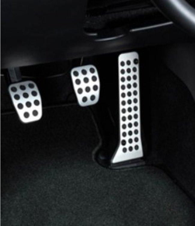 Mazda CX-5 KE bis 2017 Alu Pedalsatz 3-teilig original nur für Schaltgetriebe