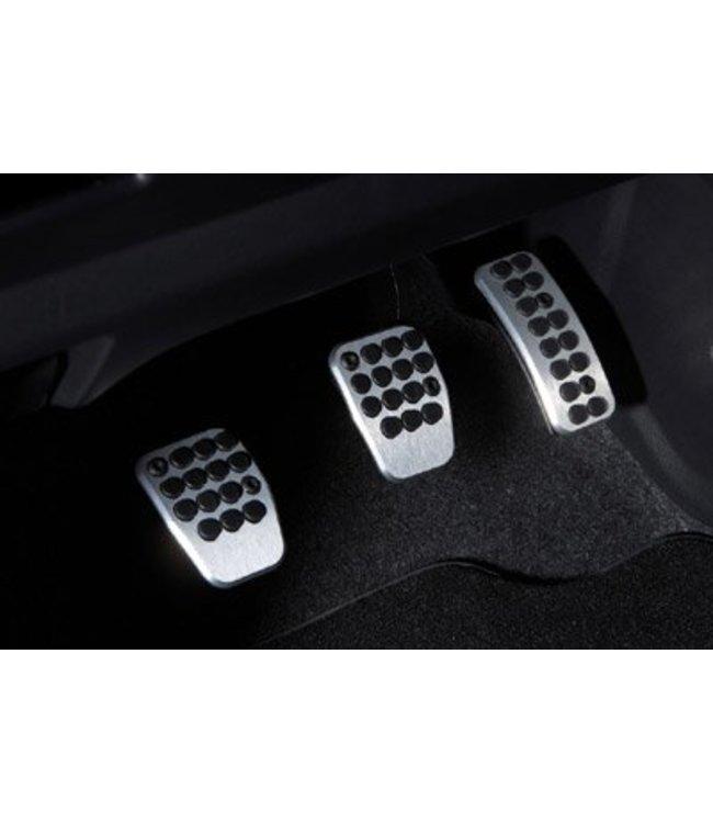 Mazda 5 Alu Pedalsatz 3-teilig Diesel original nur für Schaltgetriebe CR ab 02.2005 - 05.2010 - Copy