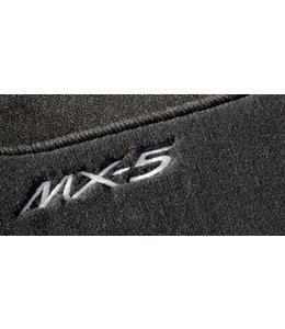 Mazda MX-5 Fußmatten bis Facelift Luxury original NC ab 07.2005