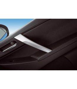 Mazda 3 Innentürgriffverkleidung Alu-Optik original ab 12.2008 - 04.2013