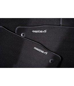 """Mazda 6 Textilfußmatten """"Luxury"""" original Typ GH bis 07.2012"""
