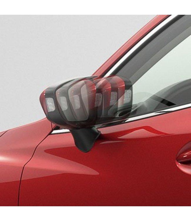 Mazda Montagesatz zum automatischen anklappen der Außenspiegel
