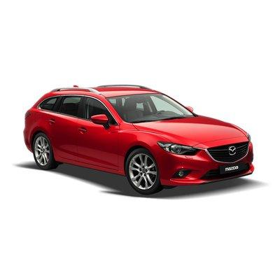 Mazda 6 ab 08.2012 Typ GJ/GH