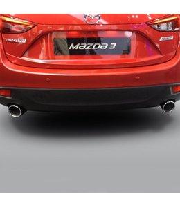 Mazda 3 Sport Endschalldämpfer-Sportauspuff Sebring 5-Türer ab 05.2013 BN/BM/BL